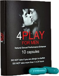 Wholesale 4PlayForMen Supplements
